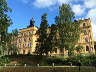 Takvärme till Manillaskolan i Stockholm.